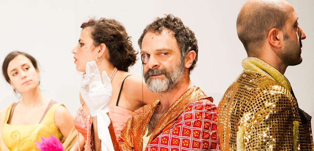 Teatro Sannazaro. Miseria & Nobiltà