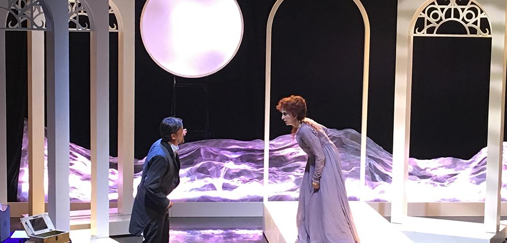 Teatro Sannazaro. La divina Sarah