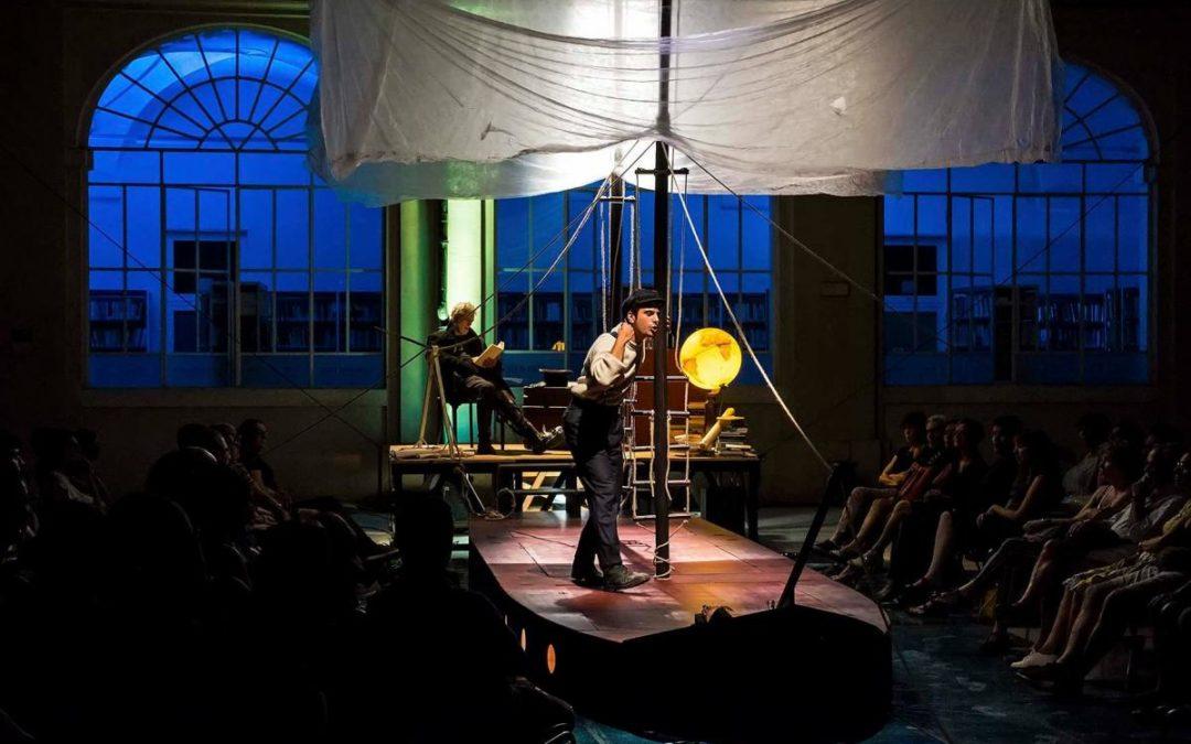 Teatro Elicantropo-Moby Dick