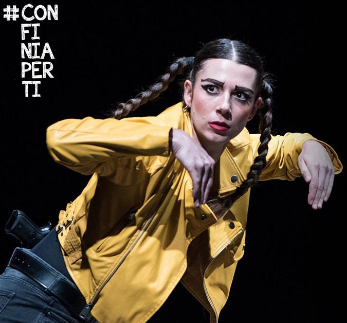 Teatro Area Nord-It's app to you o del Solipsismo