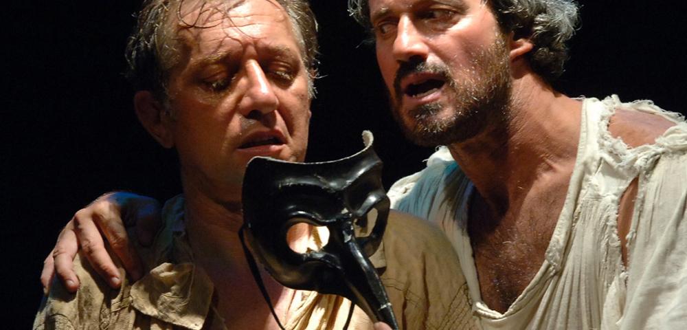 Teatro Sannazaro-Shakespea Re di Napoli