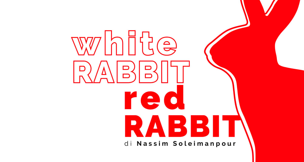 Teatro Area Nord-White Rabbit Red Rabbit con Lello Serao