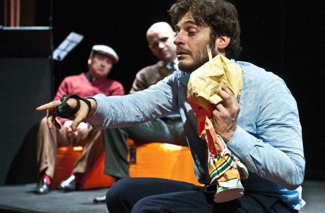 Teatro Bellini-La classe operaia va in paradiso